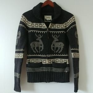 TNA from Sea to Sky Wool Sweater - Small